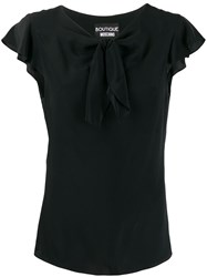 Boutique Moschino Bow Detail Blouse 60