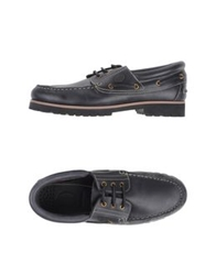 Dockers By Gerli Lace Up Shoes Steel Grey