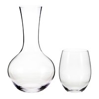 Riedel O Set Of 4 Cabernet Glasses And Decanter