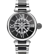 Thomas Sabo Glam And Soul Karma Gold Plated Watch