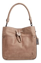 Frye Demi Hobo Bag Grey