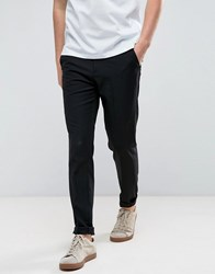 Casual Friday Slim Fit Pants Black