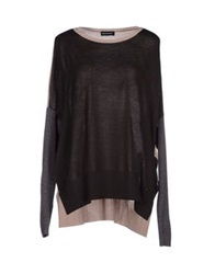 Diana Gallesi Sweaters Deep Purple