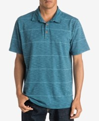 Quiksilver Waterman Men's Resident Polo White