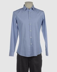 Royal Hem Shirts Long Sleeve Shirts Men