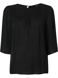 Creatures Of The Wind 'Teika' Blouse Black