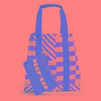 Jigsaw Urban Lido Beach Bag