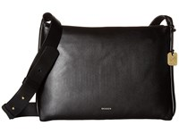 Skagen Anesa Crossbody Black Cross Body Handbags