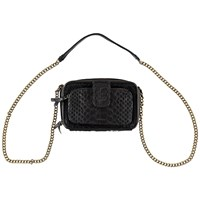 Vasilisa Mini Party Bag Black