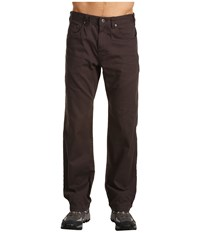 Prana Bronson Pant Charcoal Men's Casual Pants Gray