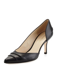 Etienne Aigner Lina Pointed Toe D'orsay Pump Black