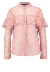 Sister Jane Instant Crush Blouse Pink Rose