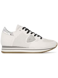 Philippe Model Tropez Higher Sneakers White