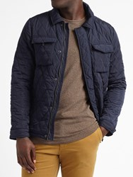 Scotch And Soda Quilted Jacket Night