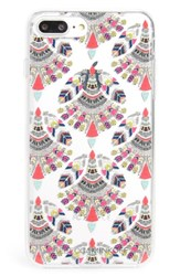 Rebecca Minkoff Fan Print Print Iphone 7 8 And 7 8 Plus Case Pink Multi