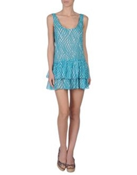 Milly Cabana Cover Ups Azure