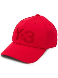 Y 3 Red