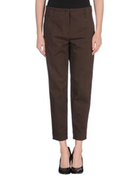 I'm Isola Marras Casual Pants Dark Brown