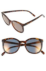 Junior Women's Quay Australia 'Classic' 50Mm Keyhole Sunglasses