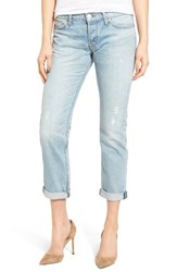 Hudson Jeans Women's Riley Crop Relaxed Straight Leg