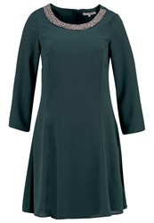 Anna Field Summer Dress Scarab Dark Green