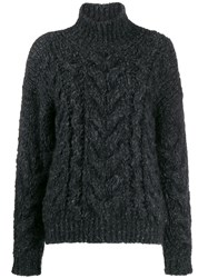 Iro Chunky Cable Knit Jumper 60