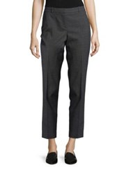 Boss Tiluna Ankle Pants Grey Fantasy