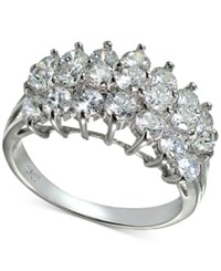 Giani Bernini Cubic Zirconia Pyramid Ring In Sterling Silver Created For Macy's