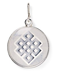 Alex And Ani Art Infusion Endless Knot Charm Silver