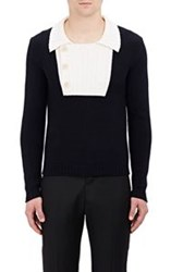 J.W.Anderson Jw Anderson Sailor Sweater Blue
