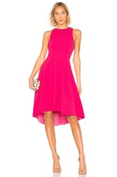 Elliatt Pearl Dress Fuchsia