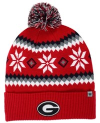 Top Of The World Georgia Bulldogs Fogbow Knit Hat