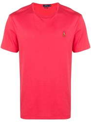 Polo Ralph Lauren Short Sleeved T Shirt Red