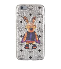Mcm Rabbit Iphone 6S Plus Case Female Silver