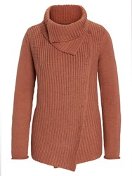 Marc O'polo Knitted Sweater Red