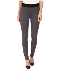 Hue Blackout Leggings Cobblestone Women's Casual Pants Khaki
