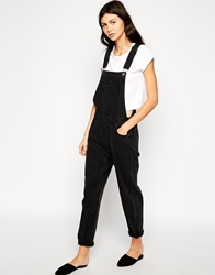 Dr. Denim Dr Denim Dungarees Black