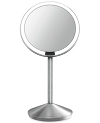 Simplehuman Mini Lighted Sensor Activated Magnifying Vanity Makeup Mirror