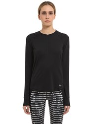 Under Armour Fly By Half Zip Running T Shirt