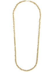 Loree Rodkin 18Kt Yellow Gold 28' Chain Necklace Metallic