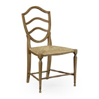 William Yeoward Bodiam Side Chair Washed Oak