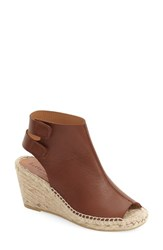 Women's Bettye Muller 'Download' Suede Wedge Espadrille Sandal 3' Heel