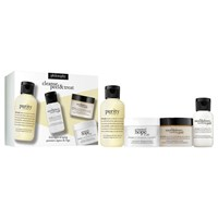 Philosophy Hope Cleanse Peel And Treat Skincare Gift Set