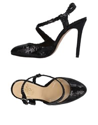 Icone Pumps Black