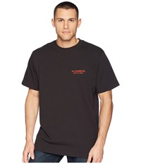 Filson Short Sleeve Outfitter Graphic T Shirt Faded Black Keystone T Shirt