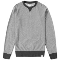 Edwin International Crew Sweat Grey