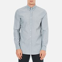 Lacoste Men's Long Sleeved City Shirt Philippines Blue