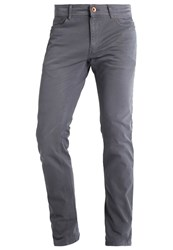 Superdry Slim Fit Jeans Worn Ink Grey Denim