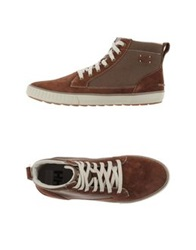 Helly Hansen High Tops And Trainers Cocoa