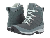 The North Face Chilkat Nylon Balsam Green Subtle Green Women's Boots